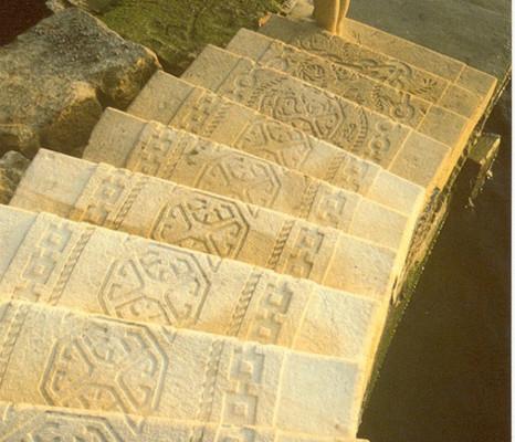 stone staircarpet