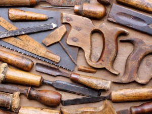 quality timber used in tools
